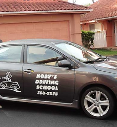 Koby's Driving School - Honolulu, HI