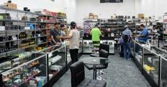 Avtx Wholesale - Dallas, TX. AVTX Wholesale - Inside the store
