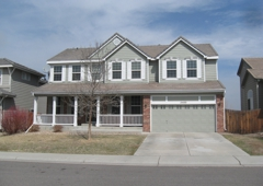 Eco Paint, Inc. - Centennial, CO. #Painting_exterior_home_in_Aurora_CO 303-591-4978