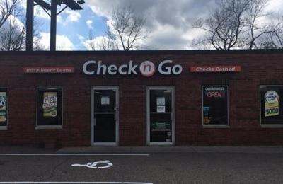 Check N' Go - Cincinnati, OH