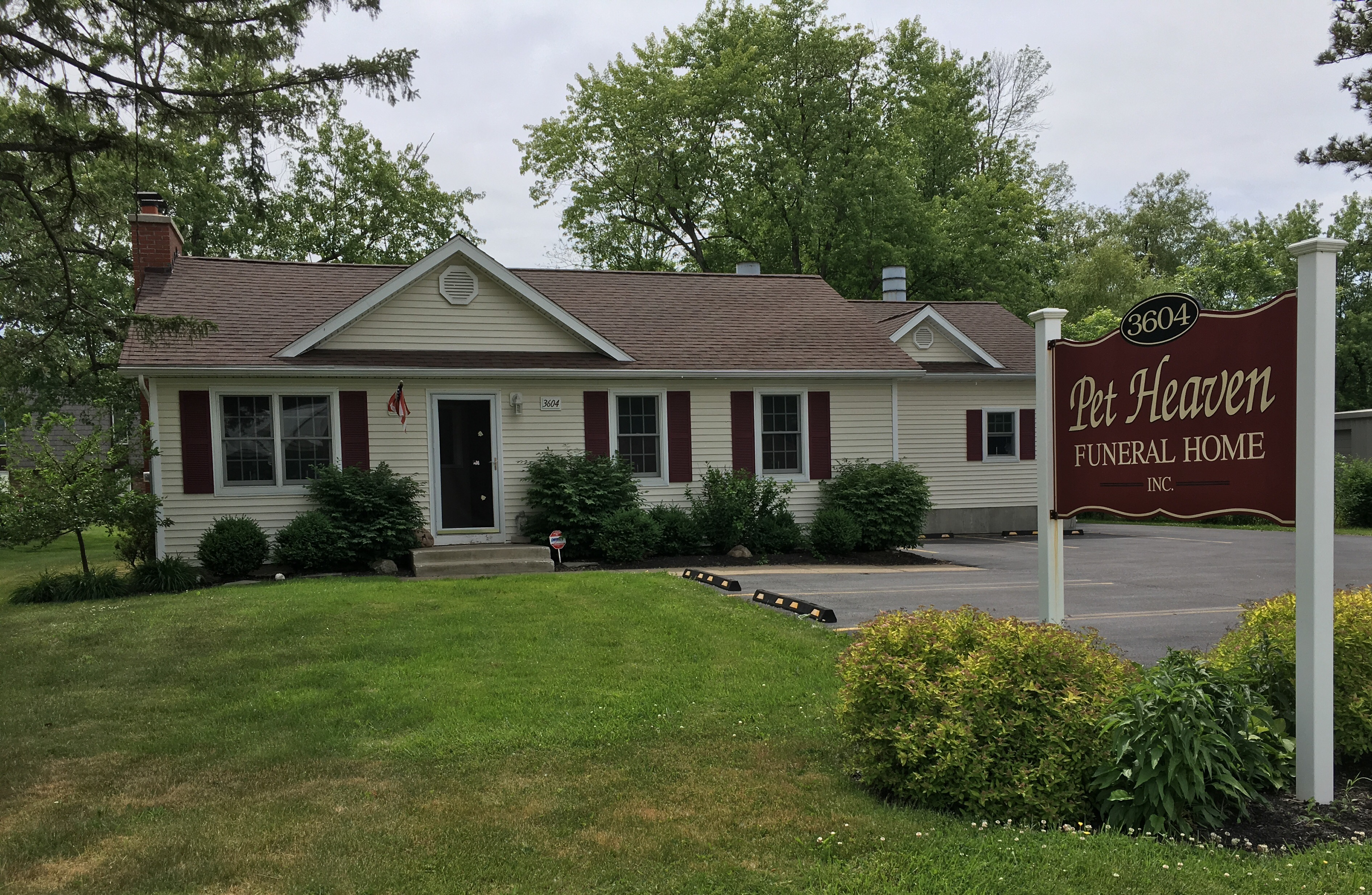 Cannan Funeral Home Orchard Park Ny
