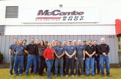 McCombe Body Shop - Columbus, OH