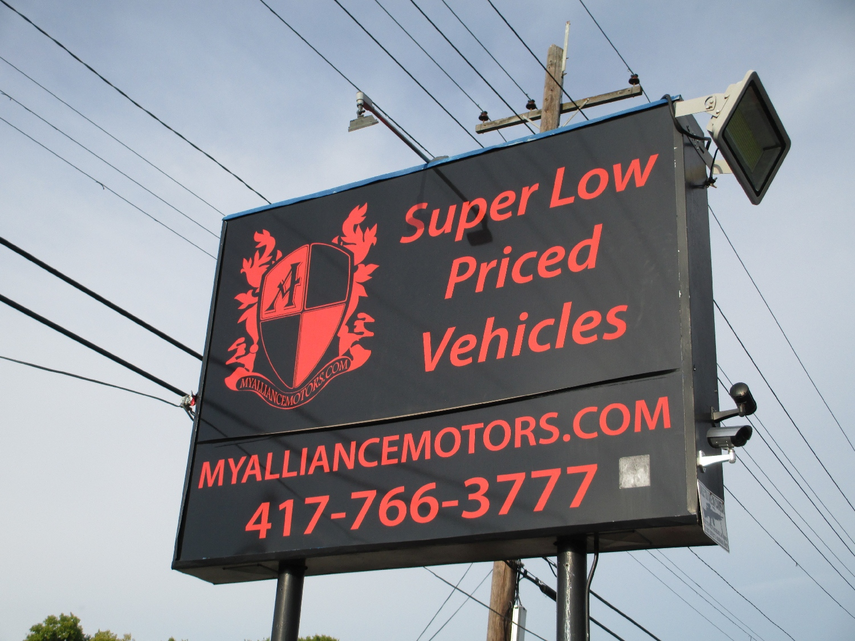 Alliance motors 1460 e saint louis for May motors springfield mo