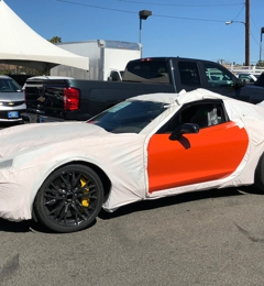 Camino Real Chevrolet - Monterey Park, CA. New 2019 Z06 Ordered from Camino Real