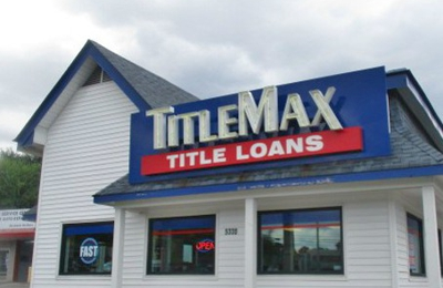 TitleMax Title Loans - Knoxville, TN