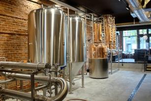 Old 4th Distillery in Atlanta, GA