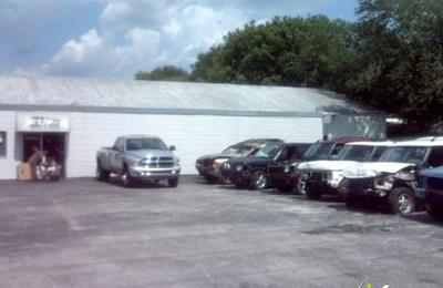 Kempton's Late Model Auto Slvg - Tampa, FL