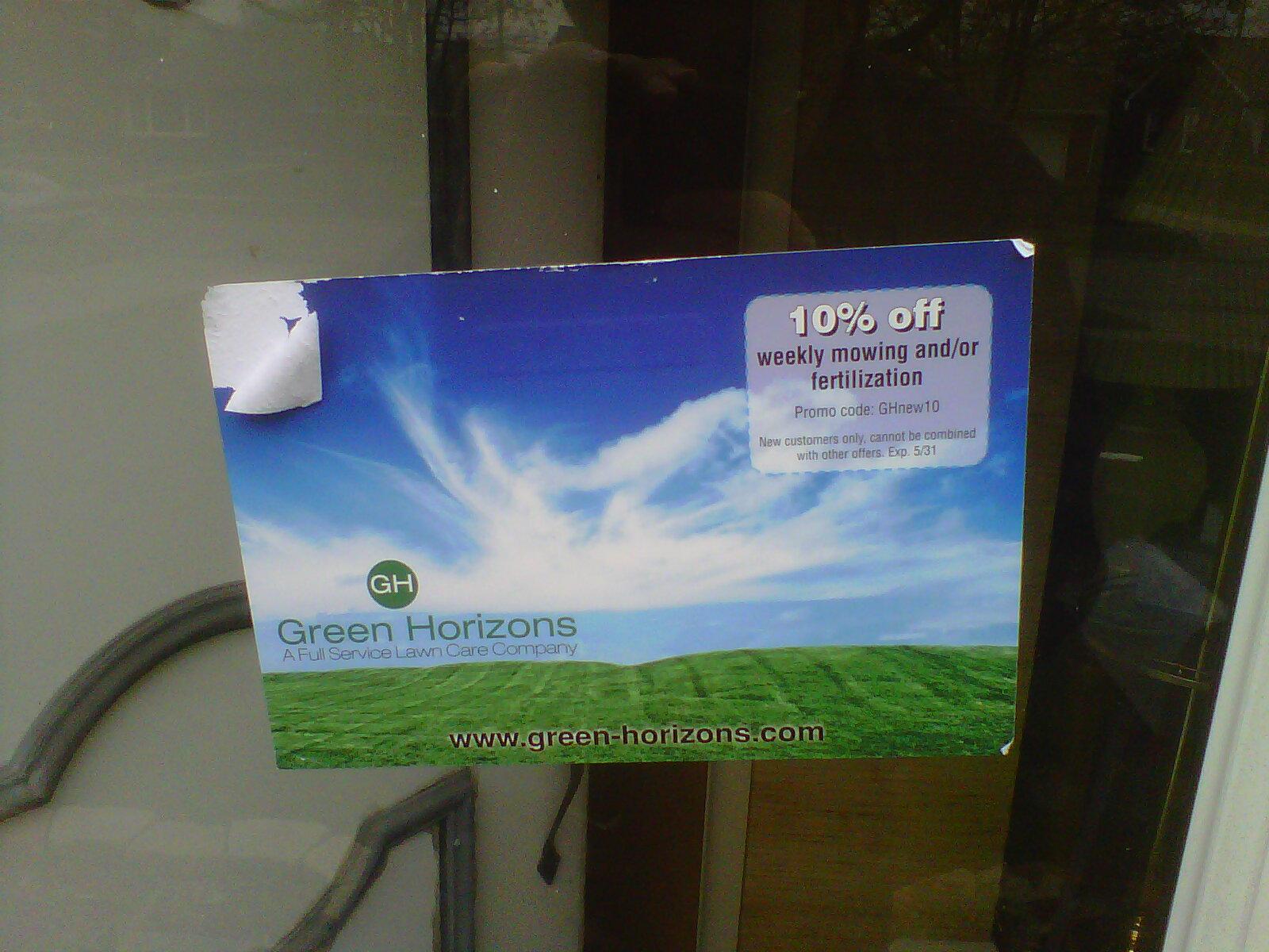 Green Horizons Inc 6980 Oxford St Ste 220 Minneapolis Mn 55426 Yp