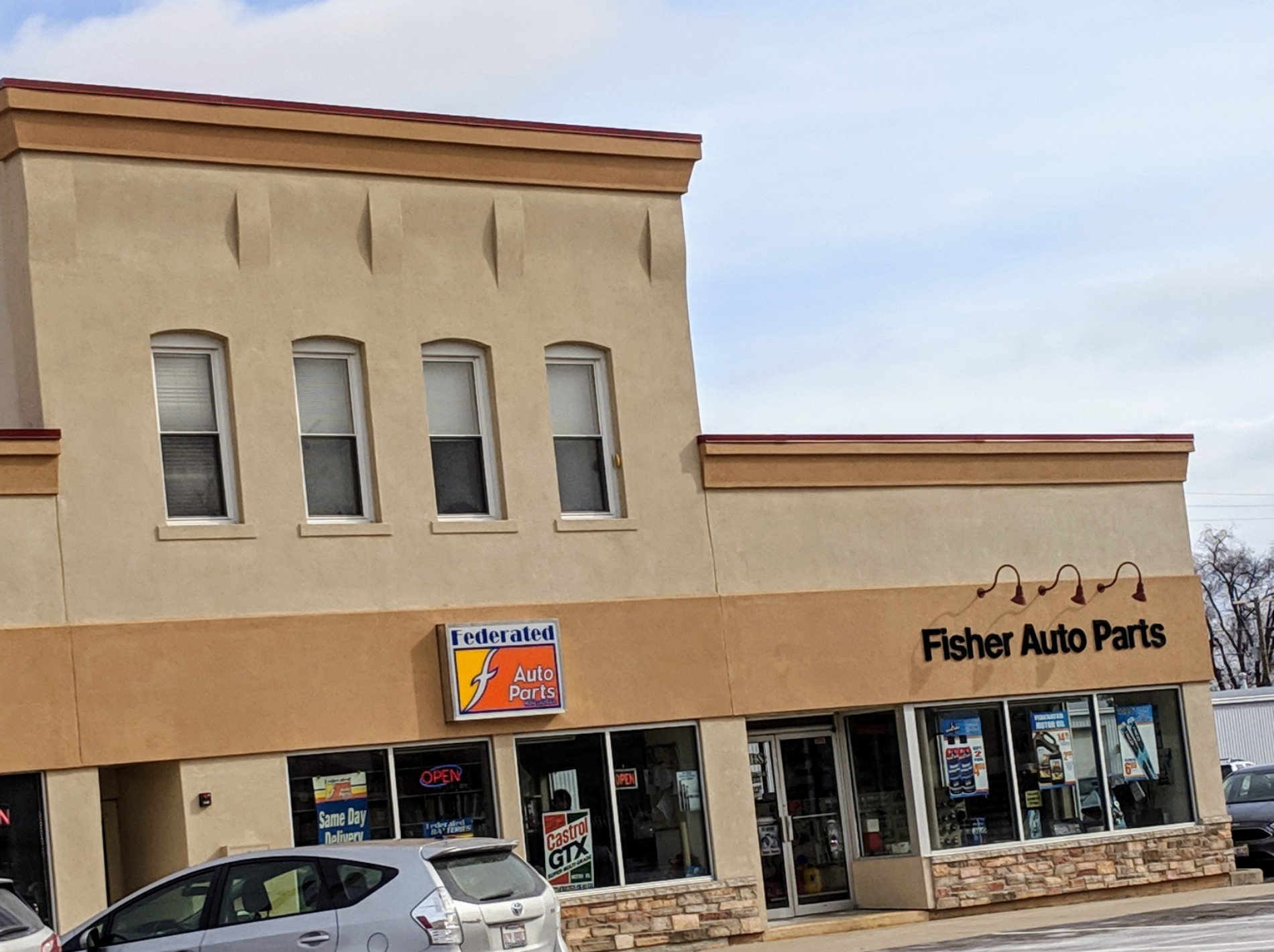 Fisher Auto Parts >> Fisher Auto Parts 625 S Broadway St Coal City Il 60416