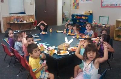 Amigo Preschools - Phoenix, AZ. Class party