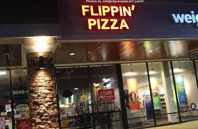 Flippin Pizza - Fairfax, VA. Flippin' Pizza