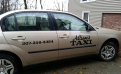 Allison's Taxi-Airport