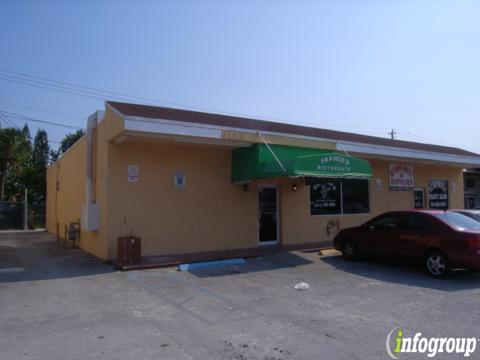 Franco's Ristoranti & Pizzeria, Miramar FL