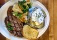 Saddle Up Steak House - Athol, ID. Rib Eye Steak