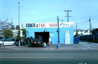 Edie's Tire Shop - San Diego, CA