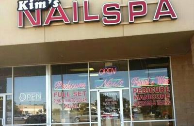 Kim's Nail Spa - Lubbock, TX