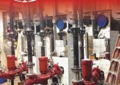 Lee Plumbing, Heating, Cooling & Electric - Kenosha, WI. Gateway Technical College, Boiler Replacement