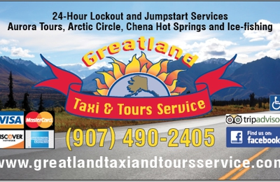 Greatland Taxi And Tours Service - North Pole, AK