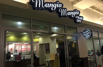 Mangia Mangia Caffe - Los Angeles, CA. Front