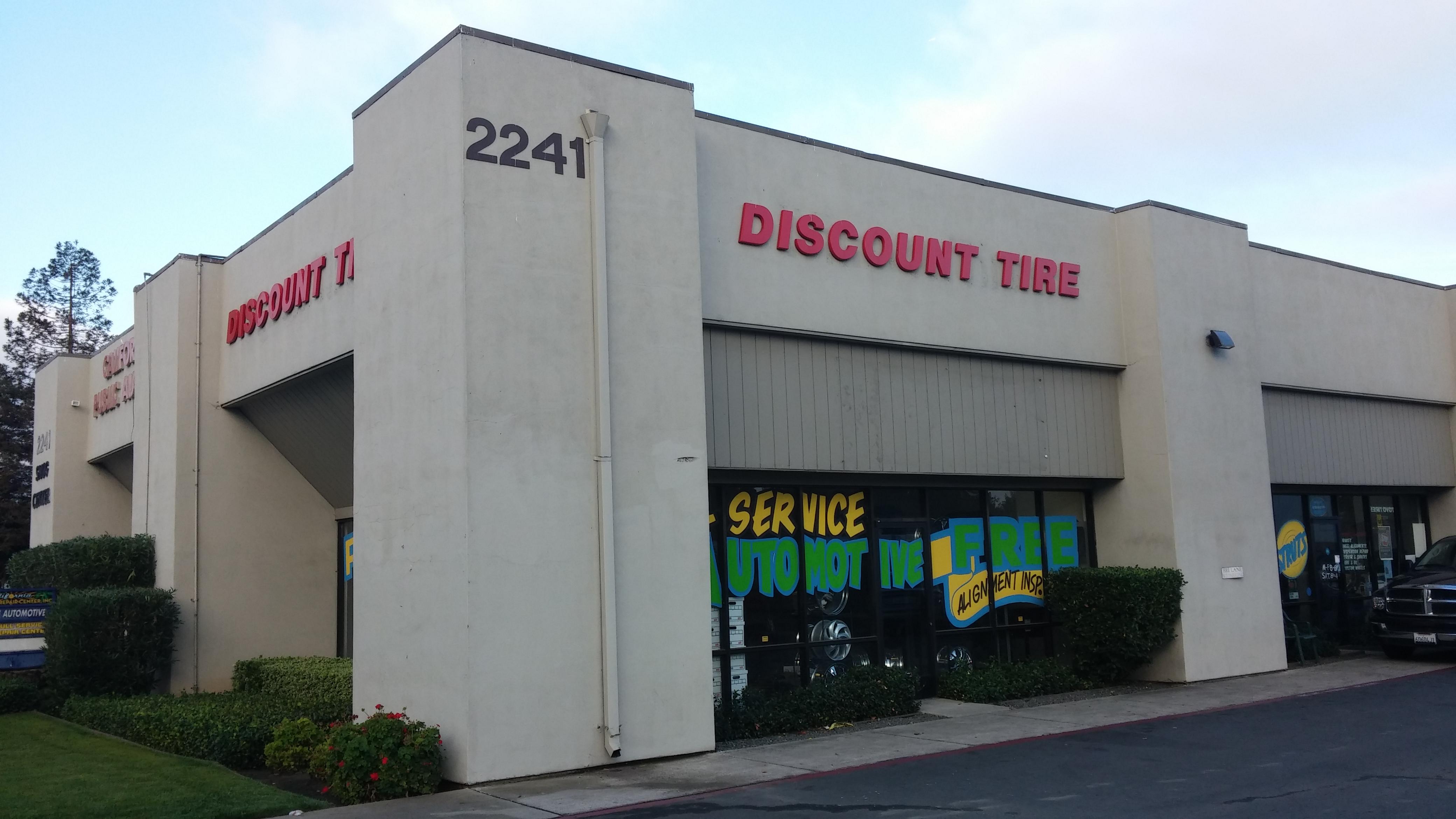 Discount Tire 2241 Monument Blvd Concord Ca 94520 Yp Com