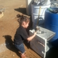 E-Z Money Recycling LLC - Phoenix, AZ. Hard at work lol
