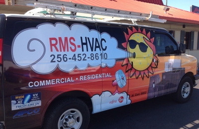 RMS, LLC HVAC Services - Anniston, AL