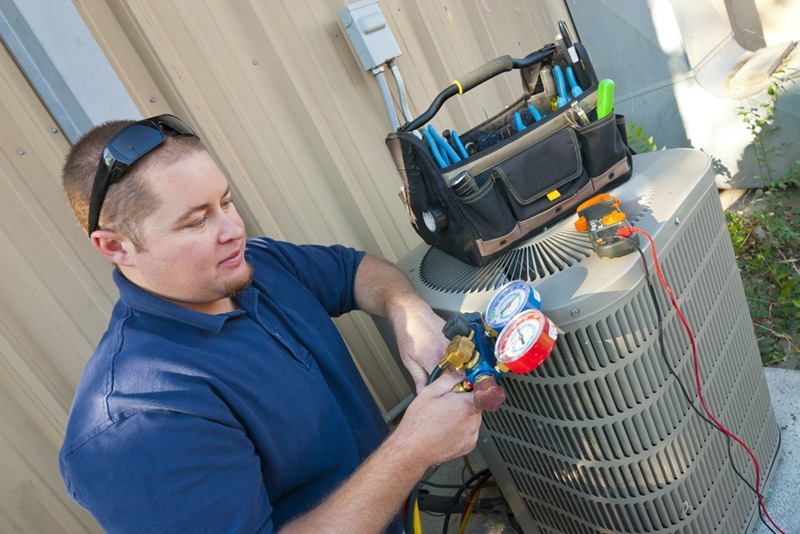 HVACs come in different sizes and types to suit home needs.