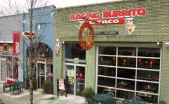Raging Burrito Decatur