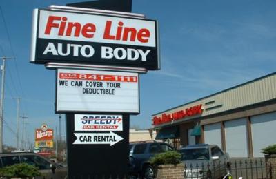 Fine Line Auto >> Fine Line Auto Body Yp Com