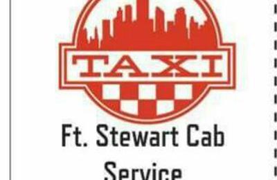 Ft. Stewart Cab Service - Hinesville, GA