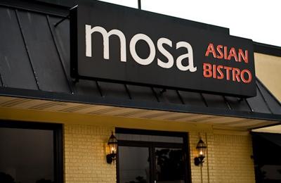 Mosa Asian Bistro - Memphis, TN