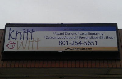 Knitt Witt Awards & Gifts - Riverton, UT