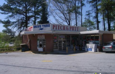 Pitch & Putt Liquor Store - Atlanta, GA