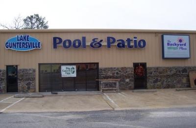 Lake Guntersville Pool & Patio - Guntersville, AL