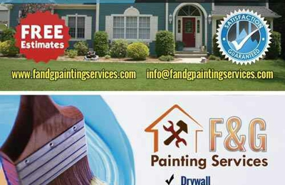 F&G painting services - Greensboro, NC