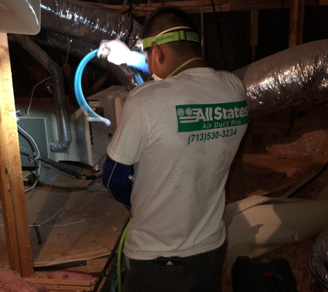 All States Air Duct Pro - Houston, TX