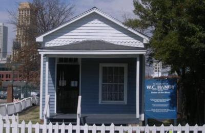 W C Handy House Museum - Memphis, TN