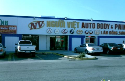 Nguoi Viet Auto Body Center - Westminster, CA