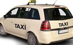 Cheap city taxi