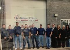 George and Son's HVAC Inc. - Darien, IL
