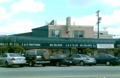 C&O Trattoria - Marina Del Rey, CA