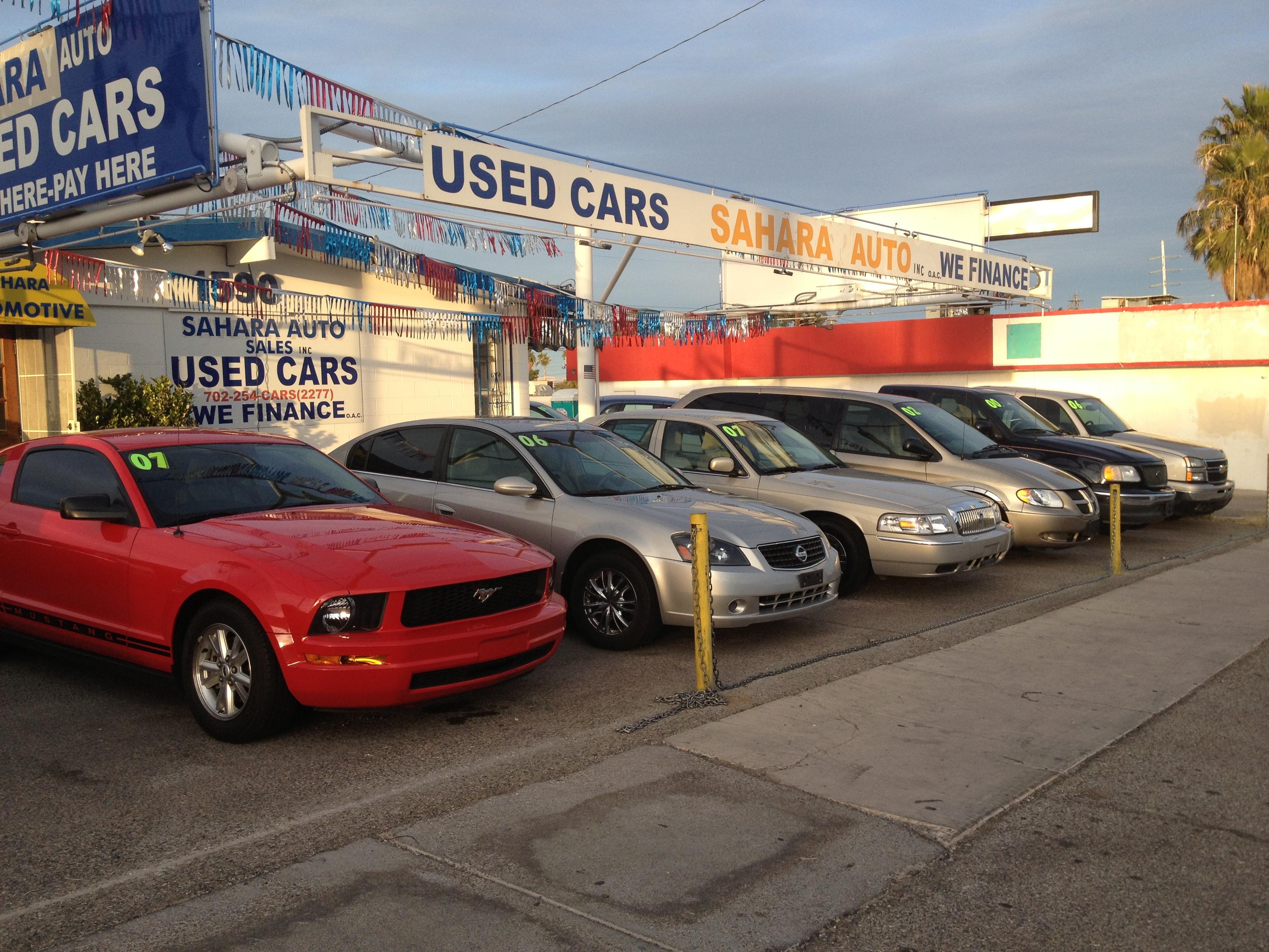 Sahara Auto Sales 1590 E Sahara Ave Las Vegas NV YP
