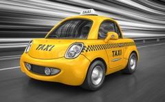 Blue Thunder Taxi
