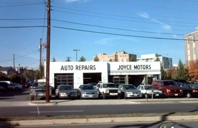 Joyce Motors Arlington Va