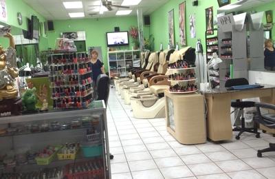 Nails By Tony & Ann - Missouri City, TX