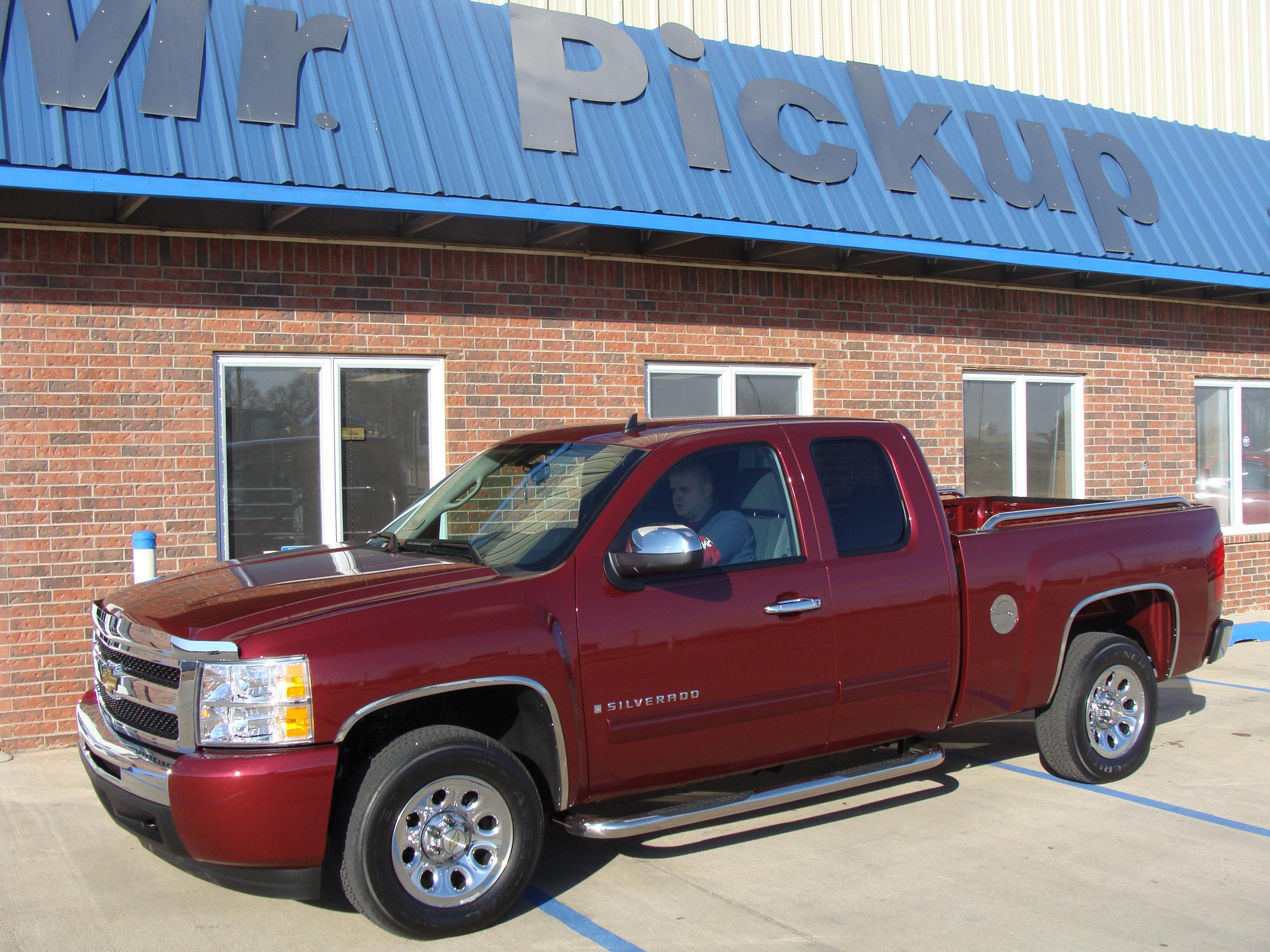 Mr Pickup Distributing 809 S Agnew Ave Oklahoma City OK