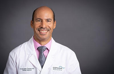 Christopher Thomas, MD - Delray Beach, FL