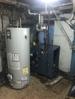 Oiled fired steam boiler#4