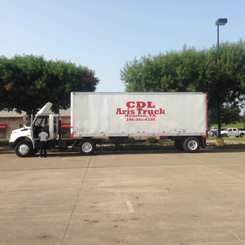 Cdl Test Truck Rental Houston