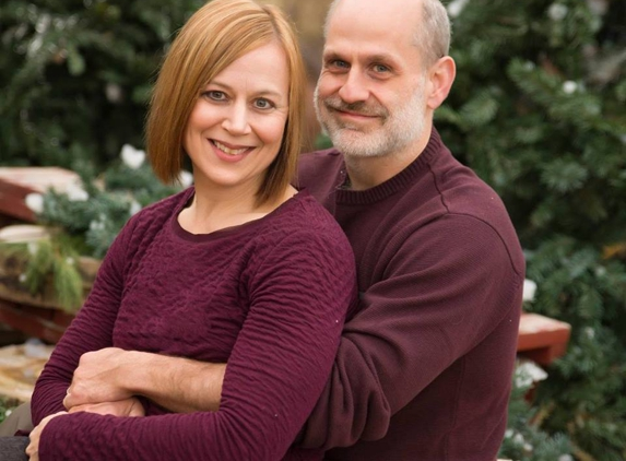 Bruce And Bruce - Muncie, IN. Steven and Rebecca Bruce, married since 1993